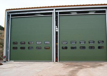 Garage Doors Wellington. Cannington Enterprises & Shutter Doors Taunton